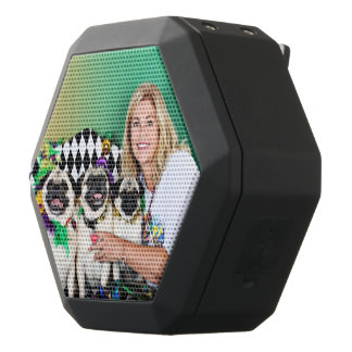 Pugsgiving Mardi Gras 2015 - Hambone Coco Olivia - Black Bluetooth Speaker