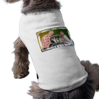 Pugsgiving Mardi Gras 2015 - Hambone Coco Olivia - T-Shirt