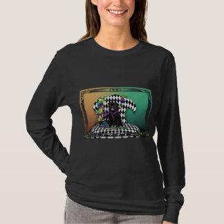 Pugsgiving Mardi Gras 2015 - Nacho - Pug T-Shirt