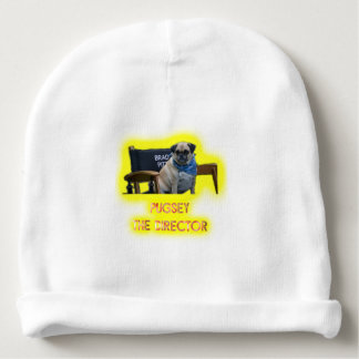 Pugsley The Director Baby Beanie