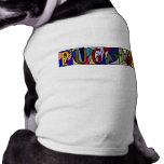PUGSLY ~ PERSONALIZED LGLETTER ~ PET-WARE FOR DOGS DOG CLOTHES