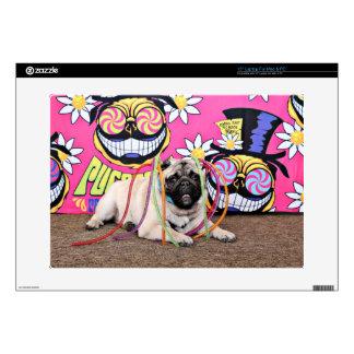 Pugstock 2015 - Maverick - Pug Skins For Laptops