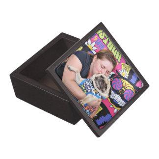 Pugstock 2015 - Pickles - Pug Jewelry Box