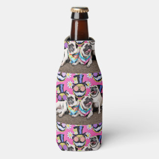 Pugstock 2015 - Sampson Oscar Madden - Pugs Bottle Cooler