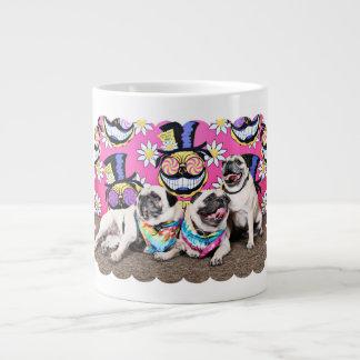Pugstock 2015 - Sampson Oscar Madden - Pugs Giant Coffee Mug