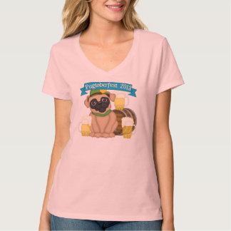 Pugtoberfest 2013 #2 - Please add text T-Shirt