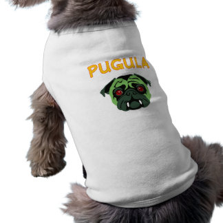 Pugula the Vampire Dog T-Shirt