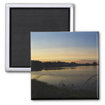 Pugwash Sunset Magnet