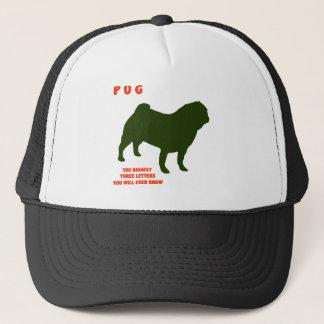 PUGWORD.png Trucker Hat