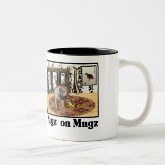 Pugz en Mugz Taza De Café