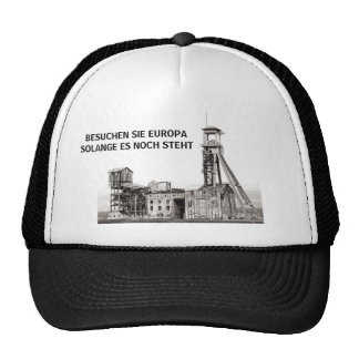 Puits Marie Mesh Hats