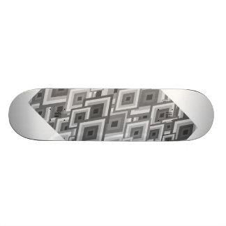 Puk Diamonds Custom Skateboard