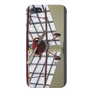 Puke Airways - Pitts Special iPhone 5 Cover