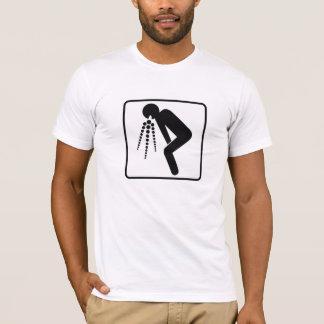 puke (black) T-Shirt