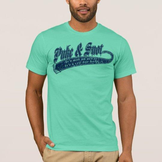 Puke & Snot Banner T-Shirt