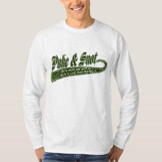 """Puke & Snot  """"It's Not An Act"""".... Shirt"""