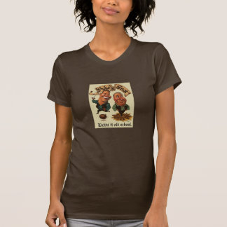 "Puke & Snot  ""Kickin' It Old School"" T-Shirt"