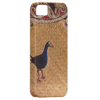 Pukeko de la cubierta de Iphone iPhone 5 Carcasas