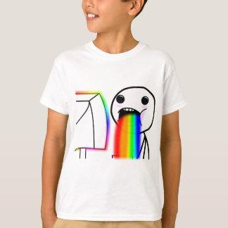 Pukes Rainbows T-Shirt