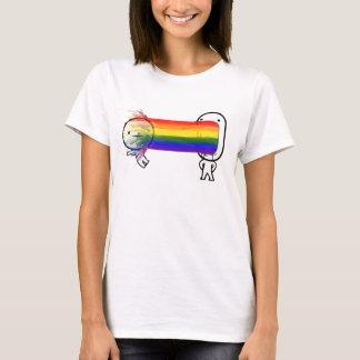 Puking rainbow T-Shirt