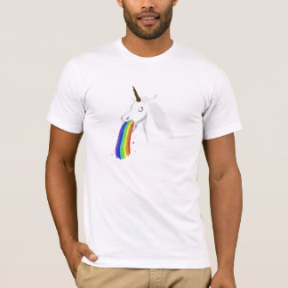 Puking Unicorn T-Shirt #2