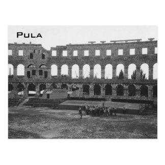 Pula Postcard