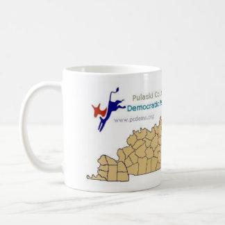 Pulaski County Democratic Party Coffee Mug