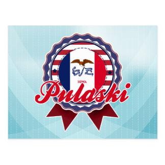 Pulaski, IA Tarjetas Postales