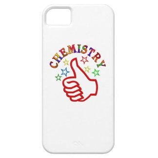 Pulgares de la química para arriba iPhone 5 carcasas