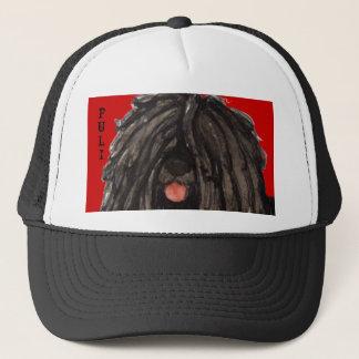 Puli Color Block Trucker Hat