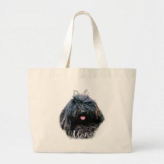 Puli Mom 2 Tote Bags