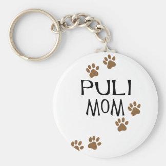 Puli Mom Keychain