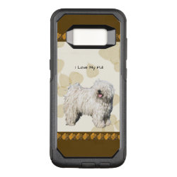 OtterBox Commuter Samsung Galaxy S8 Case with Puli Phone Cases design