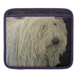 iPad Sleeve with Puli Phone Cases design