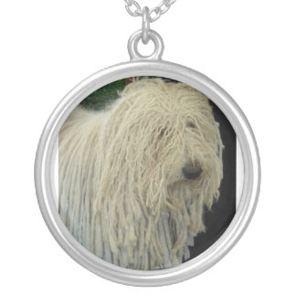 Puli.png Silver Plated Necklace