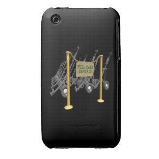 Pull Cart Rentals Case-Mate iPhone 3 Case