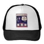 Pull Down Your Shades! Trucker Hats