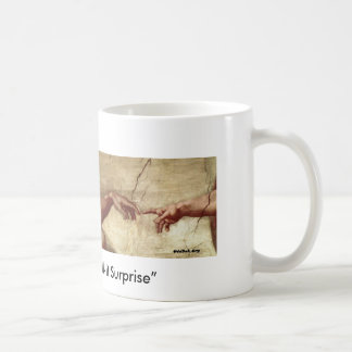 Pull-it Surprise Coffee Mug