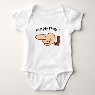 Pull My Finger Infant Creeper
