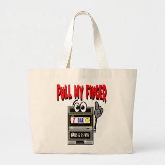 Pull My Finger Slot Machine Bags