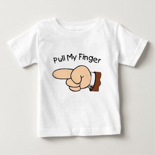 Pull My Finger Toddler Shirt