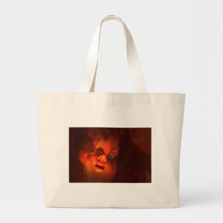 Pull My String and Regret it Large Tote Bag