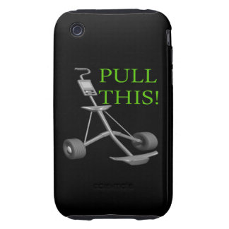 Pull This iPhone 3 Tough Cover