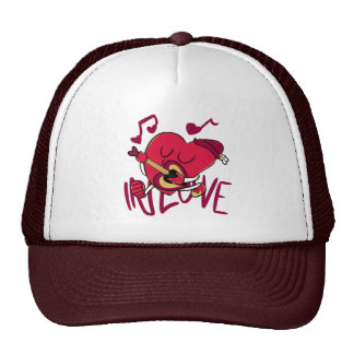 Pull those Heartstrings Trucker Hat