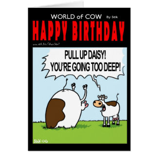 PULL UP DAISY GREETING CARDS