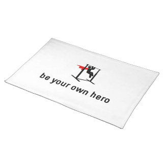 Pull Ups Hero Placemat
