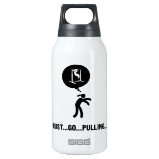 Pull-Ups 10 Oz Insulated SIGG Thermos Water Bottle