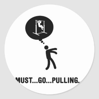 Pull-Ups Sticker