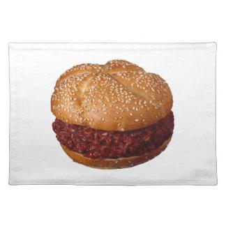 Pulled Pork Sandwich Placemat