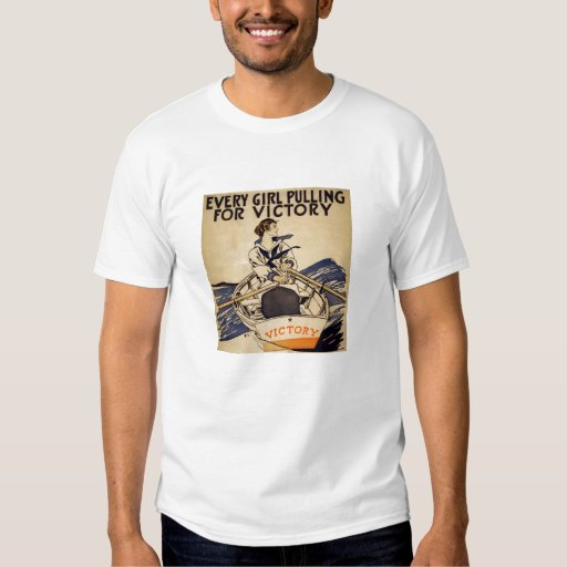 PULLING FOR VICTORY T SHIRT